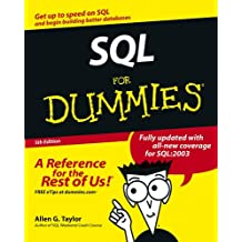 Sql for Dummies (For Dummies Computer/Technology)