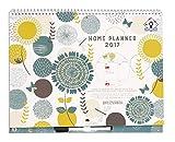 Organised Mum 2017 Home Planner Monatlicher Wandkalender in ENGLISCHER SPRACHE