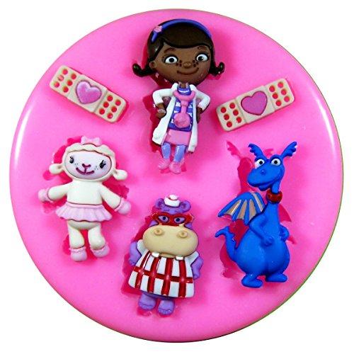 onForm für Kuchen Dekorieren, Kuchen, kleiner Kuchen Toppers, Zuckerglasur, Fondantform, Sugarcraft Werkzeug durch Fairie Blessings ()