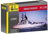 Heller 81086 Modellbausatz Schlachtschiff Richelieu