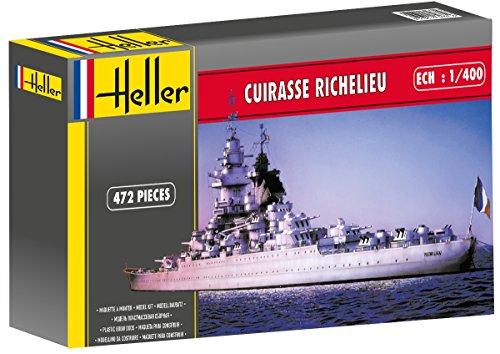 Heller 81086 - Modellino nave da guerra Richelieu