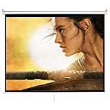 #7: Gom 6x8 Manual or Instalock Projector Screens