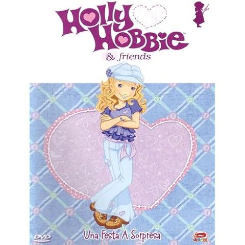 Holly Hobbie & friends - Una festa a sorpresa(+stickers)Volume01Episodi01-02 - Holly Hobbie Surprise Party