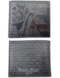 Preisvergleich für Wallet–Attack on Titan–New Titan 's Schwäche Anime Lizenzprodukt ge61792