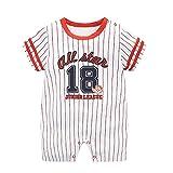 Ndier Strampler 80CM Neugeborene für Kleinkinder Jungen Mädchen Sommer Baby Strampler Kleidung Set Nr.18 Babykleidung Babyprodukt