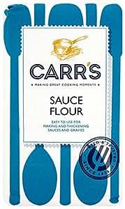 Carrs Sauce Flour 500 g (Pack of 12)