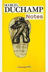 Notes Mass Market Paperback