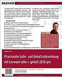 Image de Lexware Lohn und Gehalt pro / plus / premium (2016): Das komplette Lernbuch für Einsteiger