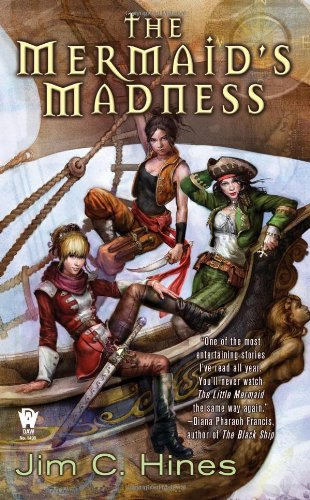 The Mermaid's Madness (Princess Novels)