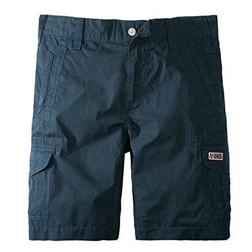 Bermuda Napapijri Uomo Shorts Portes 14 - Blu scuro, 410