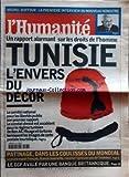 HUMANITE [No 17304] du 03/04/2000 - MICHEL DUFFOUR - LA 1ERE INTERVIEW DU NOUVEAU MINISTRE UN RAPPRT ALARMANT SUR LES DROITS DE L'HOMME - TUNISIE - L'ENVERS DU DECOR PATINAGE DANS LES COULISSES DU MONDIAL - STANICK JEANNETTE LE CCF AVALE PAR UNE BANQUE BRITANNIQUE