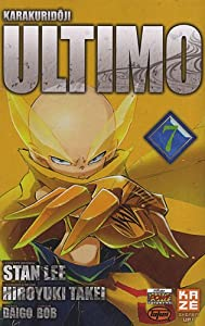 Ultimo Edition simple Tome 7