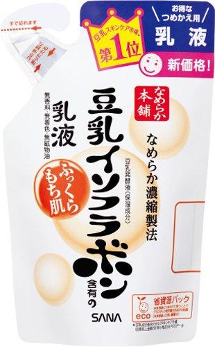 Sana Nameraka Isoflavone Facial Milky Lotion - Refill