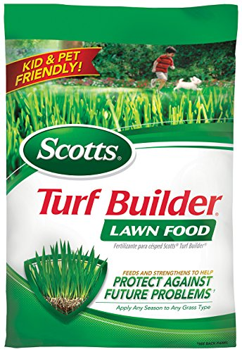 SCOTTS LAWNS - Turf Builder Lawn Food, 32-0-4, Covers 5,000-Sq.-Ft. (Cover Sq)