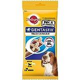 Pedigree Dentastix, Premios para Perros Medianos, 180 gr (7 barritas)