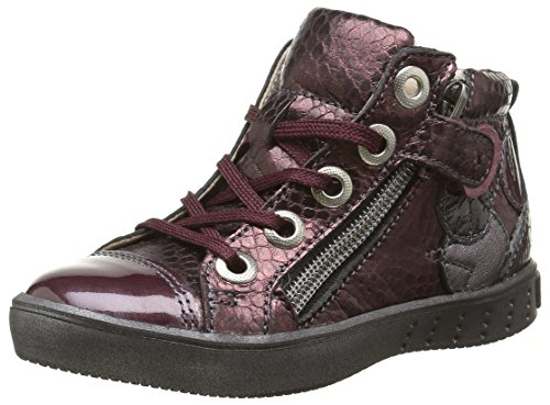 GBB Natasha, Baskets Hautes Fille Rouge (16 Vte Bordo Dpf/2711)