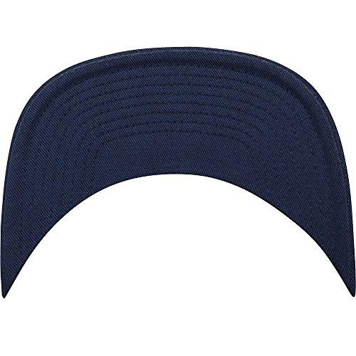 Flexfit Flat Visor Capuchons Bleu