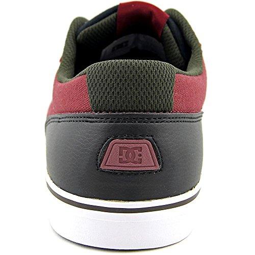 Dc Shoes Switch S Low Pantoufles Bourgogne