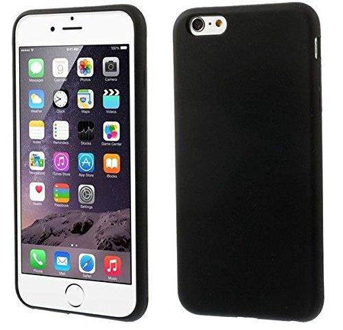 Monkey Cases® iPhone 6-4,7pouces-Silicone-Noir-Étui-d'origine-Neuf/emballage d'origine-Noir