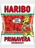 Haribo Primavera Erdbeeren, 30er Pack (30x 100 g Beutel)