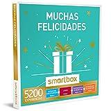 SMARTBOX - Caja Regalo -MUCHAS FELICIDADES - 4800 experiencias como escapadas, spas, cenas chic o actividades de aventura
