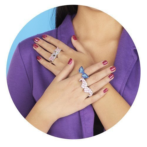 Totally Me! Victoria Justice Create Your Own Fashion Ring Set by Toys R Us