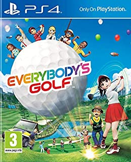 Everybody's Golf PS4 (B072HWQL46) | Amazon price tracker / tracking, Amazon price history charts, Amazon price watches, Amazon price drop alerts