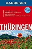 Baedeker Reiseführer Thüringen: mit GROSSER REISEKARTE -
