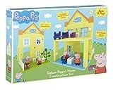 Peppa Wutz Deluxe Peppas Haus Baukasten (Mehrfarbig)