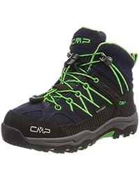 CMP Rigel, Zapatos de High Rise Senderismo Unisex Niños