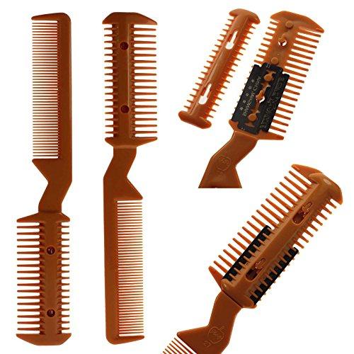 MMRM - Haarschneidekamm, zum Ausdünnen der Haare oder gestalten von Haarübergängen, Haar-Styling -