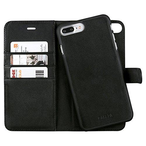 custodia iphone 8 portafoglio pelle