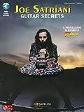 Joe Satriani, Guitar Secrets: 41 Private Lessons As Featured in Guitar
