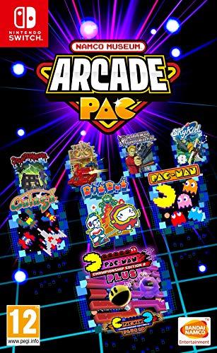 Preisvergleich Produktbild NAMCO Museum Arcade Pac Jeu Nintendo Switch