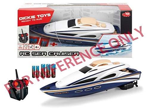 Sets Dickie RC Sea Lord Ferngesteuertes Auto Elektroauto Spielzeug Kunststoff