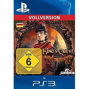 King's Quest: Season Pass [Spielerweiterung] [PS3 Code – deutsches Konto]