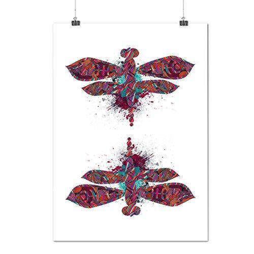 dragon-mouche-insecte-epique-modele-matte-glace-affiche-a2-60cm-x-42cm-wellcoda