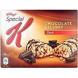 Special K Chocolat Noir Délice Moelleux De Kellogg (De 4X24G)