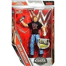 WWE serie Elite 48 Figura De Acción - Dean Ambrose 'Los Escudos Lunatic Flequillo' - Nuevo En Caja