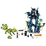 Lego-Elves-Torre-di-Noctura-Il-Salvataggio-della-Volpe-di-Terra-Multicolore-41194