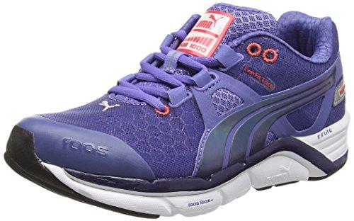 Run 5 W Azul Puma V1 Faas Denim Mulheres 1000 Trem branco Aura Astral branqueada wtgBq4Yx