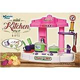 Electrobot Mini Kitchen Play Set (Multi Color)