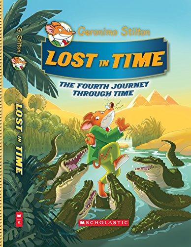 Geronimo Stilton SE: The Journey Through Time#04 - Lost in...
