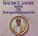 Maurice Andre spielt 29 Trompetenkonzerte [Vinyl Schallplatte] [6 LP Box-Set]