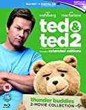 Ted/Ted 2 - Extended Editions (Blu-ray +UV Copy) [Region Free]