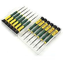 12piezas herramientas Tool Set para reparación T2T3T4T5T6T8PH00PH000
