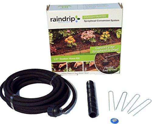 Raindrip 1/10,2cm Soaker Underground Conversion Kit -
