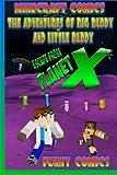 Minecraft Comics - Escape From Planet X