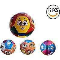 12 Pcs Juguete De Pelota De Playa De Balon 22CM (Animal)