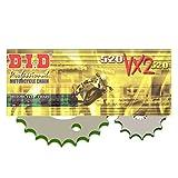 DID Kettensatz SUZUKI 1000 GSX-R (K1-K6) (520) Alukettenrad Bj. 01-06 Üb. 17-42